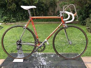 Pinarello Montello Orange Road Bike (57cms c-c) Vintage Collectable