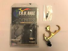 T.R.U. Ball HBX Archery Release Aid - 3 Finger - Large