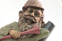 Tom Clark Mulligan Gnome Golf Figurine #5007 Cairn Studio Retired 1998