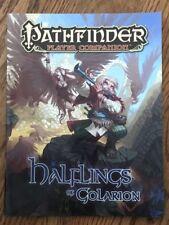 Paizo Pathfinder Player Companion: Halflings of Golarion *New*