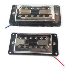 Artec Classic Filtertron Humbucker Bridge and Neck Pickup Chrome Set