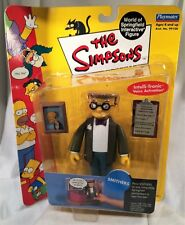 The Simpsons Smithers World of Springfield  Playmates Figure