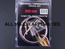 UNIVERSAL GAS APPLIANCE OVEN HEATER COOKER THERMOCOUPLE  KIT  600MM LONG
