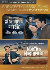 Tcm North By Northwest / Strangers On A Train DVD New, Free ship