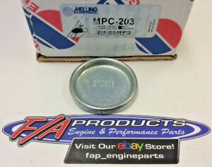 "Melling MPC-203 1-7/8"" Chrysler Cam Plug With Flange Steel Engine Expansion Plug"