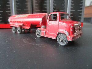 TootsieToy Mobil Gas Tanker, Original