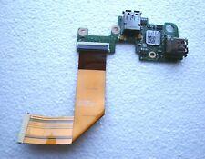 Dell XPS 15 L501x L502x USB Board I/O Circuit Board + Cable DAGM6CTB8D0 0GRWM0
