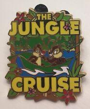 Adventures by Disney - Chip & Dale - Path to Pura Vida - Jungle Cruise Pin