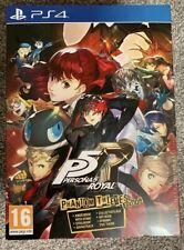 Persona 5 Royal: Phantom ladrones edición PS4 Nuevo y sellado el mismo día de despacho