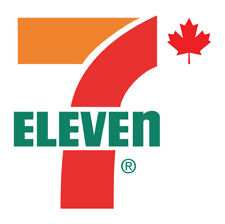 $250 Gift Card for 7-Eleven Stores in Canada - meals, snacks, chips, essentials