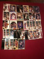 Mark Jackson Lot of 34 Knicks, Clippers, Nuggets 15 Different Cards Base