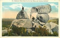 Balance Walk Park San Diego Arizona California #33 1920s Postcard 20-8081