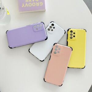For Samsung Galaxy A52 A72 A32 4G/5G Cover Camera Protection Bumper Phone Case