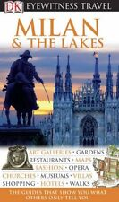 DK Eyewitness Travel Guide: Milan & the Lakes,Delphine Lawrance