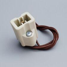 Keramik G8.5 Sockel Fassung für CDM-TC   HCI-TC   HQI   HIT Halterung + Kabel