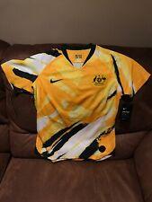 Nike Australia National Team 2019 Soccer Jersey NWT Size M Women