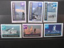ROSS DEPENDENCY NHM SET-1996 ANTARCTIC LANDSCAPES SG 38/43