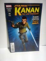 Kanan #1 (TV Variant) (NM) STAR WARS Marvel Comics 1st Sabine Ezra Hera REBELS