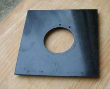 genuine MPP mk7 VII   compur copal 1 lens board panel 39.2mm hole