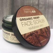 Organic Hemp Face Scrub - by Margaret River HempCo - Australian Made