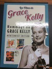 Hommage an Grace Kelly, Les films de Grace Kelly, Numisbrief – Edition 2015–2017