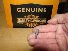 Harley JD Hand Lever Bracket Clamp Screw (1) OEM NOS VL Knucklehead 1928-40