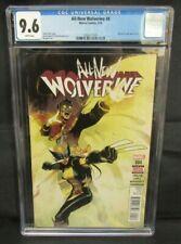 All-New Wolverine #4 (2016) X-23 Doctor Strange Marvel CGC 9.6 A413