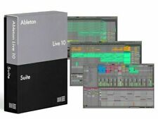 Ableton LIVE 10 Lite - Ultimate Music Production DAW PC MAC