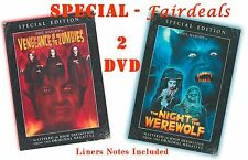 VENGEANCE OF THE ZOMBIES - NIGHT OF THE WEREWOLF 2 DVD Special