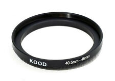 40.5mm-46mm 40.5-46 Stepping Ring Filter Ring Adapter Step up
