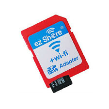ez Share WiFi SDHC adapter Wireless SD card MicroSD adapter Memory card reader