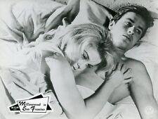 ALAIN DELON ANN-MARGRET ONCE A THIEF 1965 VINTAGE PHOTO ORIGINAL #2