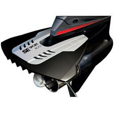 SE Sport 400 Turbo Outboard Hydro Foil High Performance Turbo Black Drill Free