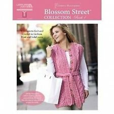 Blossom Street Collection Bk 1-9 Knit/Crochet Patterns