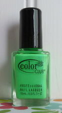 COLOR CLUB ELECTRO CANDY - WHAT A SHOCK ! - NAIL POLISH