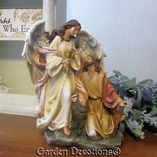 Lent Jesus Angel & Chalice In Gethsemane Statue Agony in the Garden ~ New!