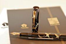 Namiki Chinkin CRANE fountain pen