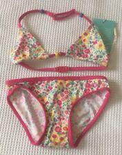 BNWT Monsoon Girls 'Flora' Pink Floral Bikini  - Age 3-4 Years