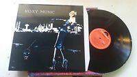 ROXY MUSIC for your pleasure LP brian eno '73 2nd album bryan ferry gate uk poly