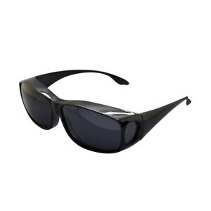 Polarised Sunglasses Over Glasses Wrap Around Sunglasses UV400 Over Prescription