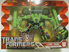 NEW Transformers Movie ROTF Voyager Class LONG HAUL Revenge of the Fallen Movie