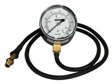 "Gas Lpg Propane Appliance Manifold Line Low Pressure Gauge Manometer 15""Wc Hvac"