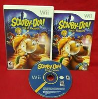 Scooby-Doo! First Frights - Nintendo Wii Wii U Game Complete Works - 1 Owner CIB