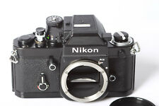 Nikon f2 as photomic black