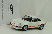 1973 Porsche 911 2.8 RSR Street white / red sign / weiss  1:18 GT Spirit ZM071
