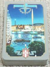 More details for festival of britain 1951 vintage pack of worshipful company of playing cards
