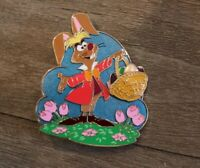 Disney WDI Walt Alice Imagineering Easter 2017 March Hare Rabbit LE 200 Cast Pin
