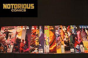 Uncanny X-Men 1-19 + Annual Complete Comic Lot Run Set Marvel Collection