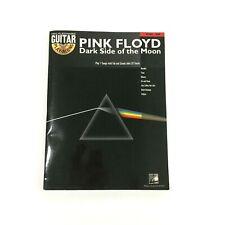 Pink Floyd Dark Side of the Moon Guitar Play Along Vol 68 Tab Book Online Audio