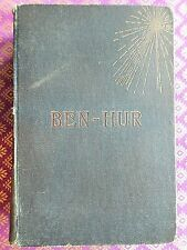 Ben-Hur a Tale of The Christ by Wallace 1880 Hardcover